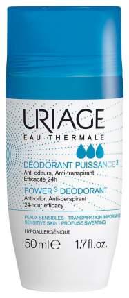 Дезодорант Uriage Тройного действия 50 мл