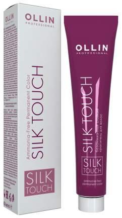 Краска для волос Ollin Professional Silk Touch 3/0 Темный шатен 60 мл