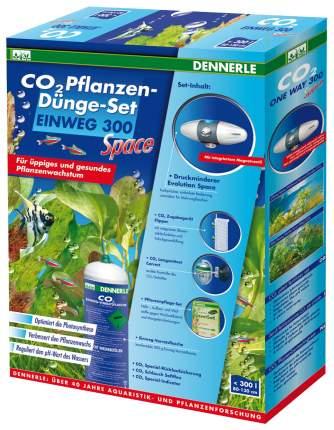 Система CO2 для аквариума Dennerle EINWEG 300 SPACE 2973
