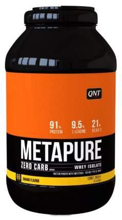 Протеин QNT Metapure Zero Carb 2000 г Banana