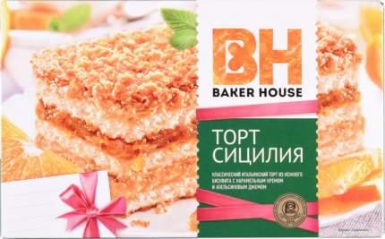 Торт Сицилия Baker House 350 г