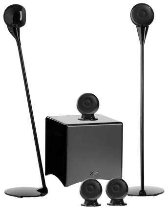 Комплект акустической системы Cabasse Eole 3 System 5,1 WS Glossy Вlack