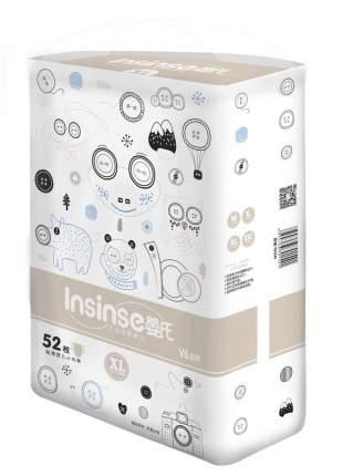 Подгузники INSINSE V6 трусики (12-17кг) 52 шт. супертонкие XL