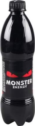 Напиток энергетический безалкогольный Monster Energy красный пластик 0.5 л