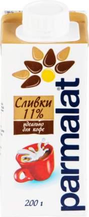 Сливки Parmalat для кофе 11% 200 г