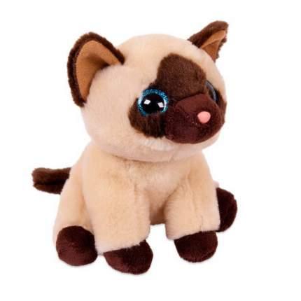 Мягкая игрушка ABtoys Сиамский кот, 21 см