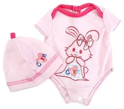 Комплект одежды для кукол 40-42 см Карапуз