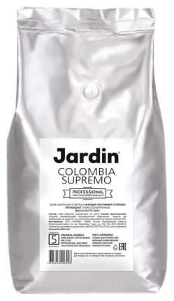 Кофе в зернах Jardin Colombia supremo 1 кг