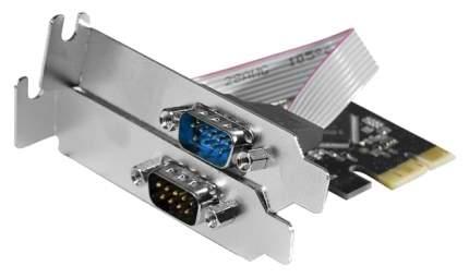 PCI-e контроллер COM ORIENT XWT-PE2S1PV2 WCH CH382 chipset