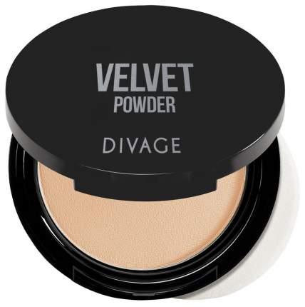 Пудра Divage Velvet Powder № 5201 9 г