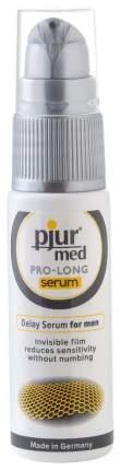 Пролонгирующая сыворотка Pjur Med Pro-long Serum концентрированная 20 мл