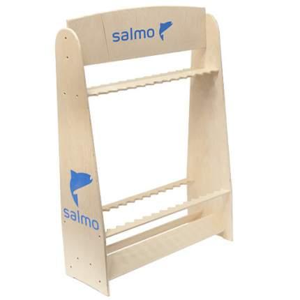 Стойка деревянная, под удилища Salmo