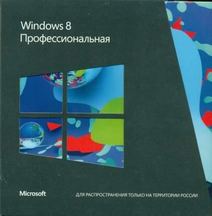 Операционная система Microsoft Windows 8 Professional Upgrade