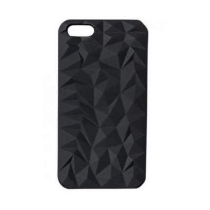 Пластиковый чехол-крышка Lexus NX для iPhone 5/5S OTNX000027L Black