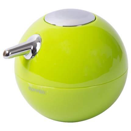 Дозатор для жидкого мыла Spirella Bowl, зеленый