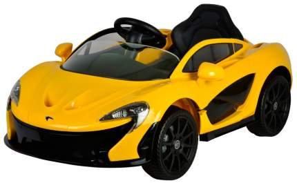 Электромобиль Mclaren Z672 R, Жёлтый
