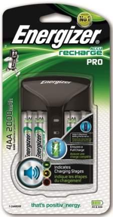 Зарядное устройство + аккумуляторы Energizer Pro Charger AA 4 шт. 2000 mAh
