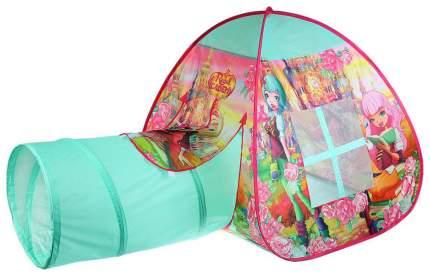 Детская игровая палатка (с тоннелем)