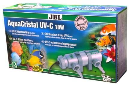 Ультрафиолетовый стерилизатор для аквариумов JBL AQUACRISTAL UV-C SERIES-II, 18 Вт