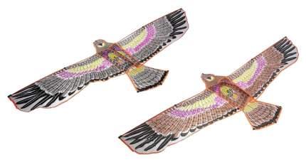 """Воздушный змей """"Орел в полете"""" с леской"""