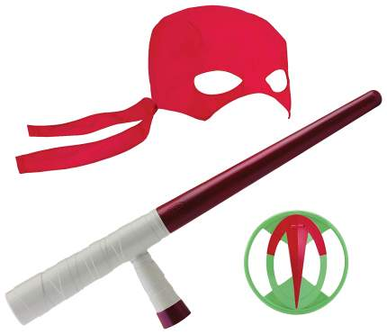 Боевое оружие Черепашки-ниндзя: Рафаэль - мистическая тонфа Playmates Toys