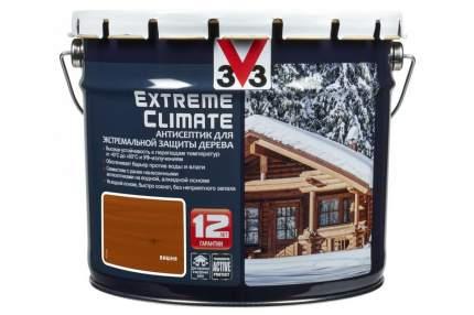 Антисептик для экстремальной защиты V33 Extreme Climate 2.5 л, Цвет вишня
