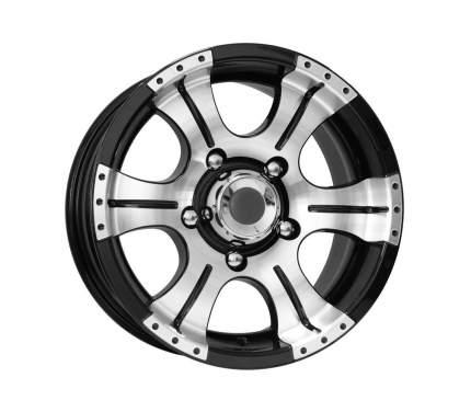 Колесные Диски K&K Байконур КС465 8,0\R16 5*139,7 ET0 d110,1 Алмаз-черный 34654