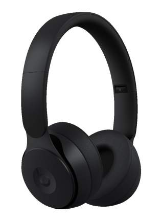 Наушники беспроводные Beats Solo Pro Black (MRJ62EE/A)