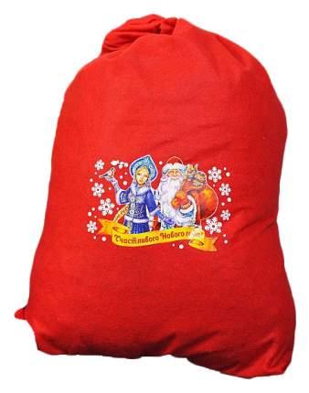 Праздничный мешок Страна Карнавалия Дед Мороз - Счастливого Нового года 2226423