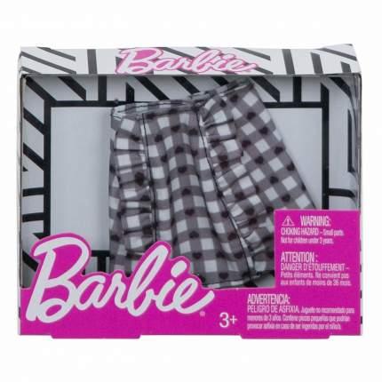 Одежда для кукол Barbie Юбка в клетку FXH87