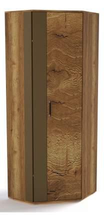 Платяной шкаф СБК SBK_50302 75,6х75,6х211, дуб галифакс табак