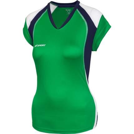 Футболка 2K Sport Energy, green/navy/white, L INT