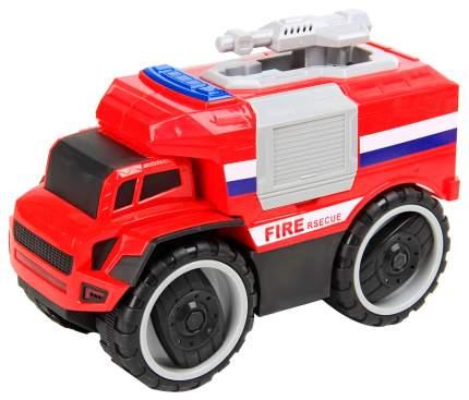 Машина инерционная НашаИгрушка Пожарная со световыми и звуковыми эффектами