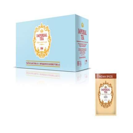 Чай черный с пряностями  Imperial tea collection 500 пакетиков