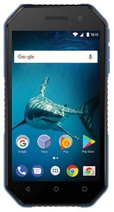 Смартфон BQ BQ-4077 Shark Mini 8Gb Black Blue