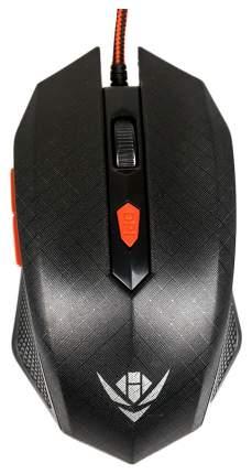 Проводная мышка Nakatomi MOG-08U Black