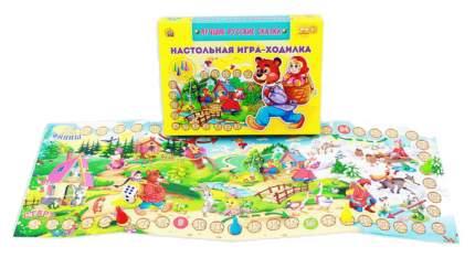 Семейная настольная игра Рыжий кот Лучшие русские сказки
