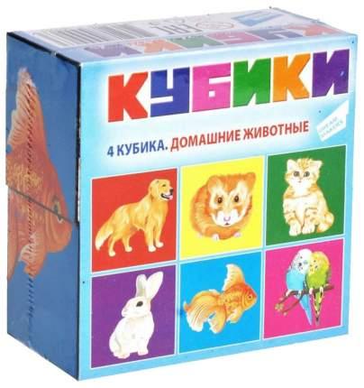 Кубики для настольных игр Dream makers Домашние животные KB1609