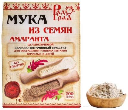 Мука Радоград из семян амаранта 200 г