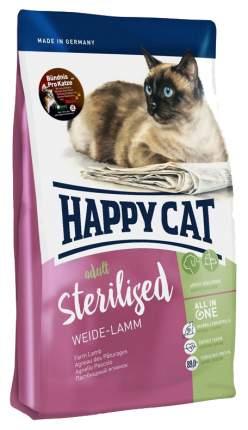Сухой корм для кошек Happy Cat Sterilised, для стерилизованных, ягненок, 10кг