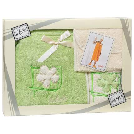 Набор для сауны женский VALENTINI арт,Flower2 2115