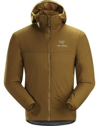 Спортивная куртка мужская Arcteryx Atom LT Hoody, caribou, XL