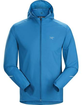 Спортивная куртка мужская Arcteryx Incendo Hoody, dark firoza, S