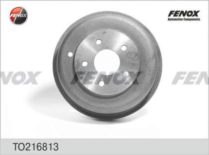 Барабан тормозной FENOX TO216813