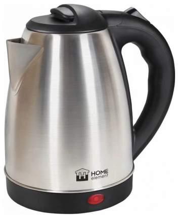 Чайник электрический Home Element HE-KT183 Black/Silver