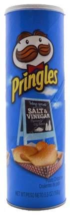Чипсы Pringles salt&vinegar соль и уксус 158 г