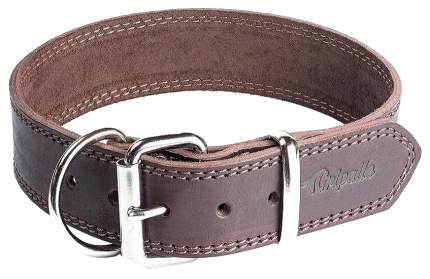 Ошейник для собак GRIPALLE Дакс кожаный стальная фурнитура Дакс 25-40S 7542