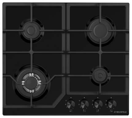 Встраиваемая варочная панель газовая MAUNFELD EGHE.64.43CB/G Black