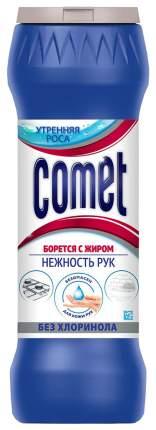 Чистящий порошок Comet утренняя роса без хлоринола 475 г