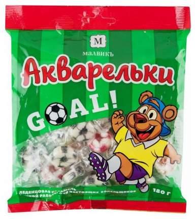 Карамель Малвикъ леденцовая акварельки goal 180 г